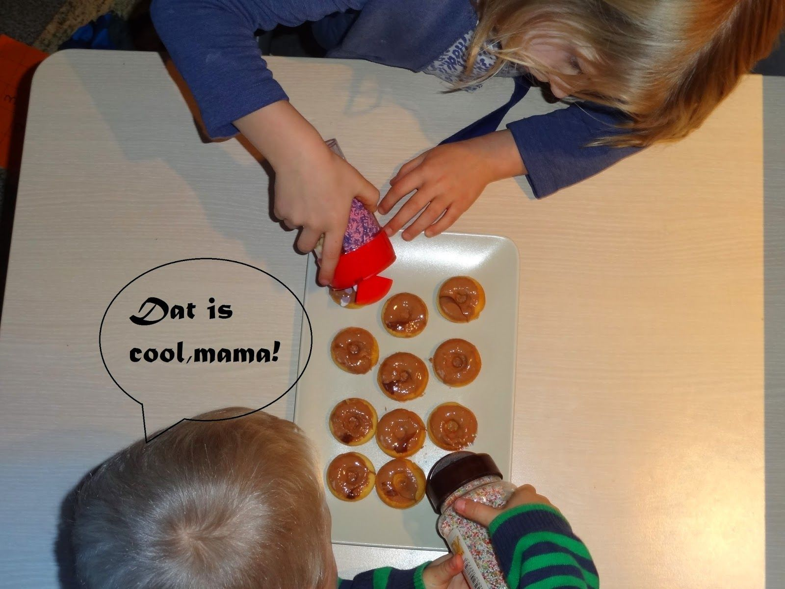 Made by MaZella  : Oh, dat was leuk mama!