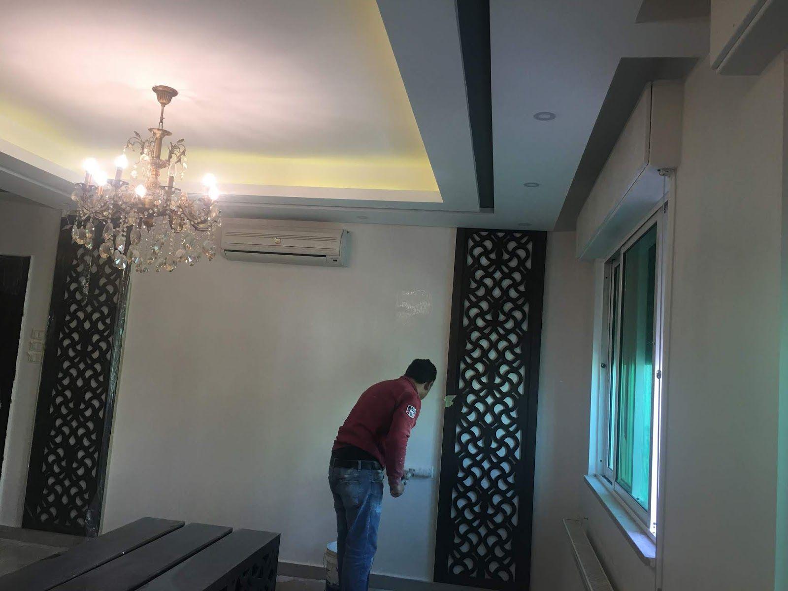 صور ديكورات جبسم بورد 2018 Gypsum Decoration Interior Design Decor Interior Design Design Interior Design