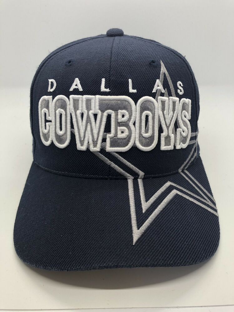 51c50962e7149 NFL Dallas Cowboys Cap Hat Aduñt Asjustable Vintage Drew Pearson Sports Star