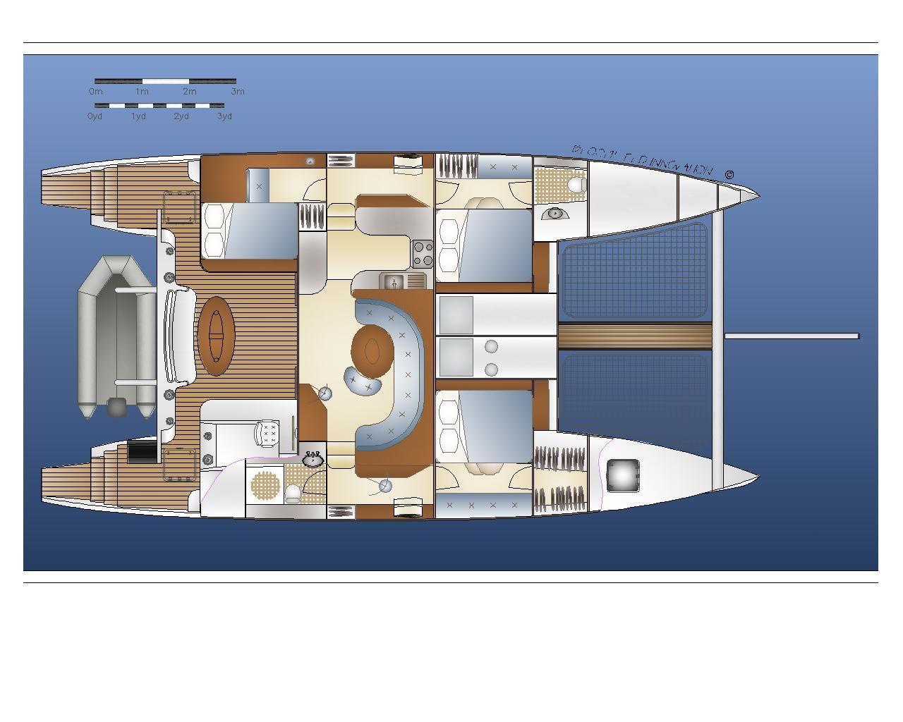 Pin by captain lee on catamaran boats | Sailboat plans