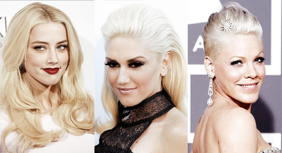 Platinum The White Hot Hair Color Of 2014 Hot Hair Colors Hair