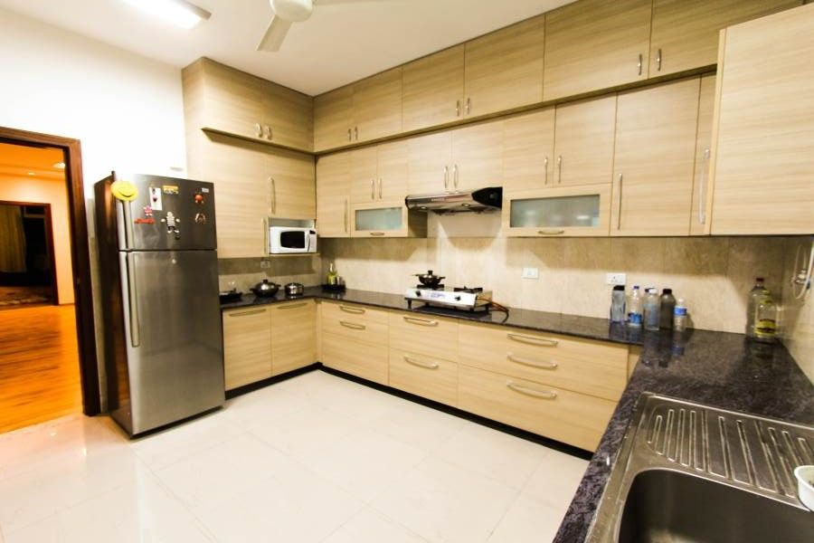 Kitchen Design Done At Prestige Shantiniketan. Designs By Bonito Design.  Visit Www.bonito Part 77