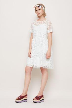Satellite Smock Dress