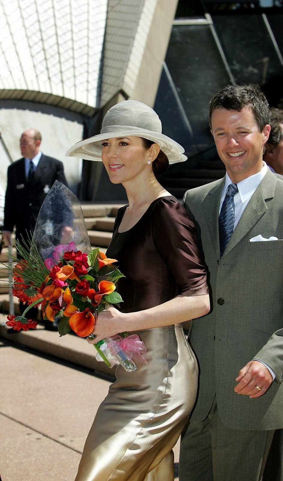 princesse Mary et prince Frederick Princess mary