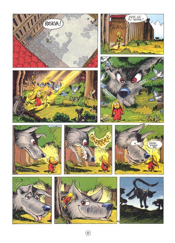 valhalla ulven er løs