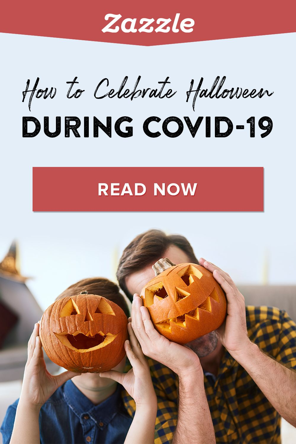 Stay safe and have fun. Read more on how to celebrate Halloween during COVID-19. Shop Zazzle for Halloween face masks and face shields.