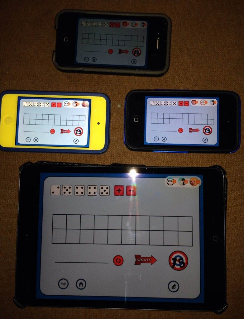 5 Dice Order of Operations Game (App) in 2020 Ipad math