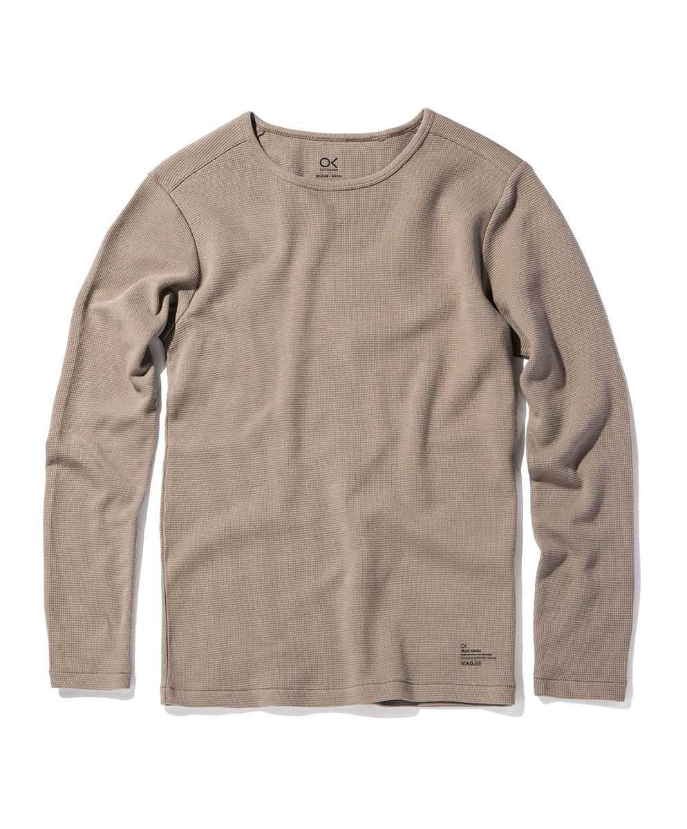 Nomadic Thermal Men S T Shirts Outerknown Long Sleeve Tshirt Men Mens Tshirts Mens Clothing Brands [ 1200 x 994 Pixel ]