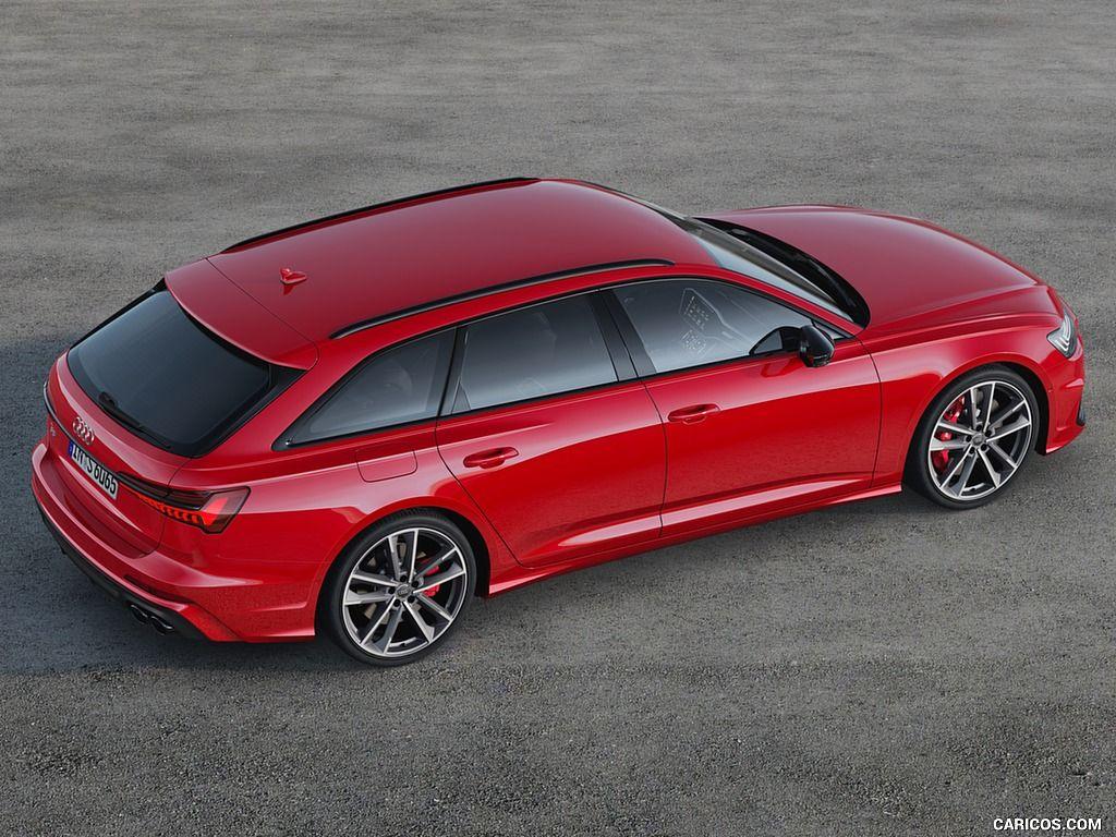 2020 Audi S6 Avant Tdi Wallpaper Audi S6 Audi Tdi
