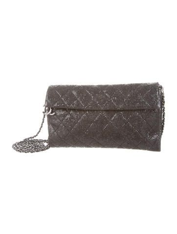 Chanel Shimmer Crossbody Bag