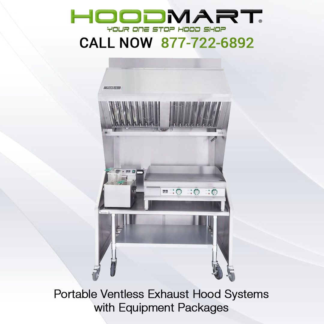 State Of The Art Hoodmart Now Offers A Completely Portable