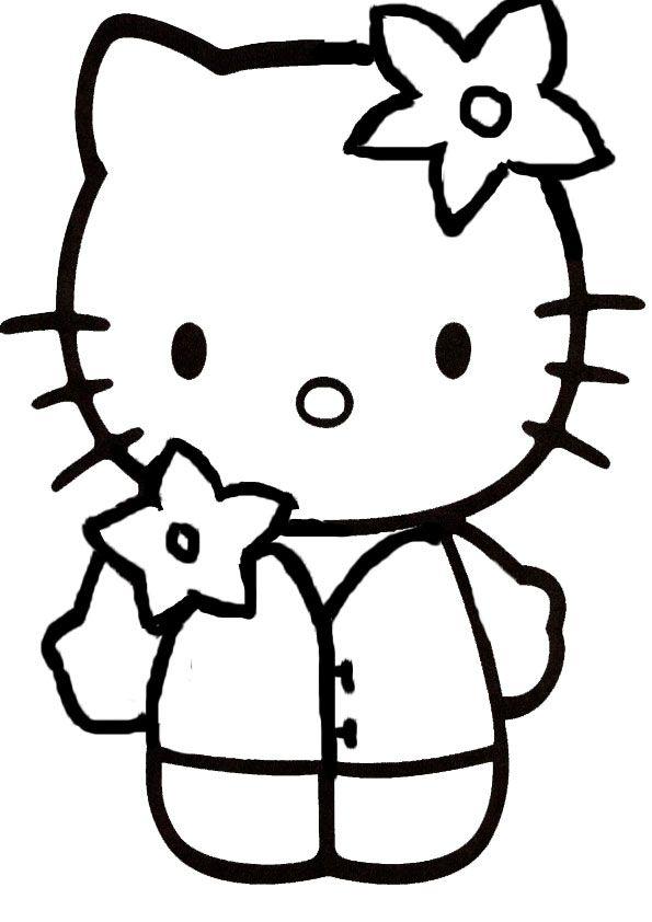 hello kitty ausmalbilder / ausmalbilder von hello kitty