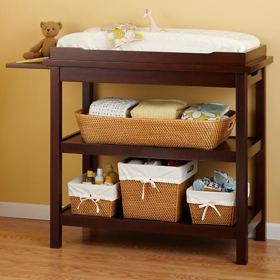Baby Changers: Chocolate Baby Changing Top Dresser In Changing Tables U0026  Dressers