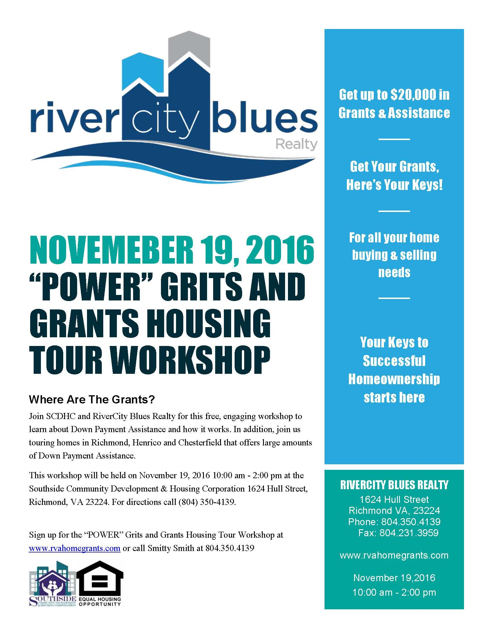 Down Payment Assistance Home Ownership Grant House Workshop