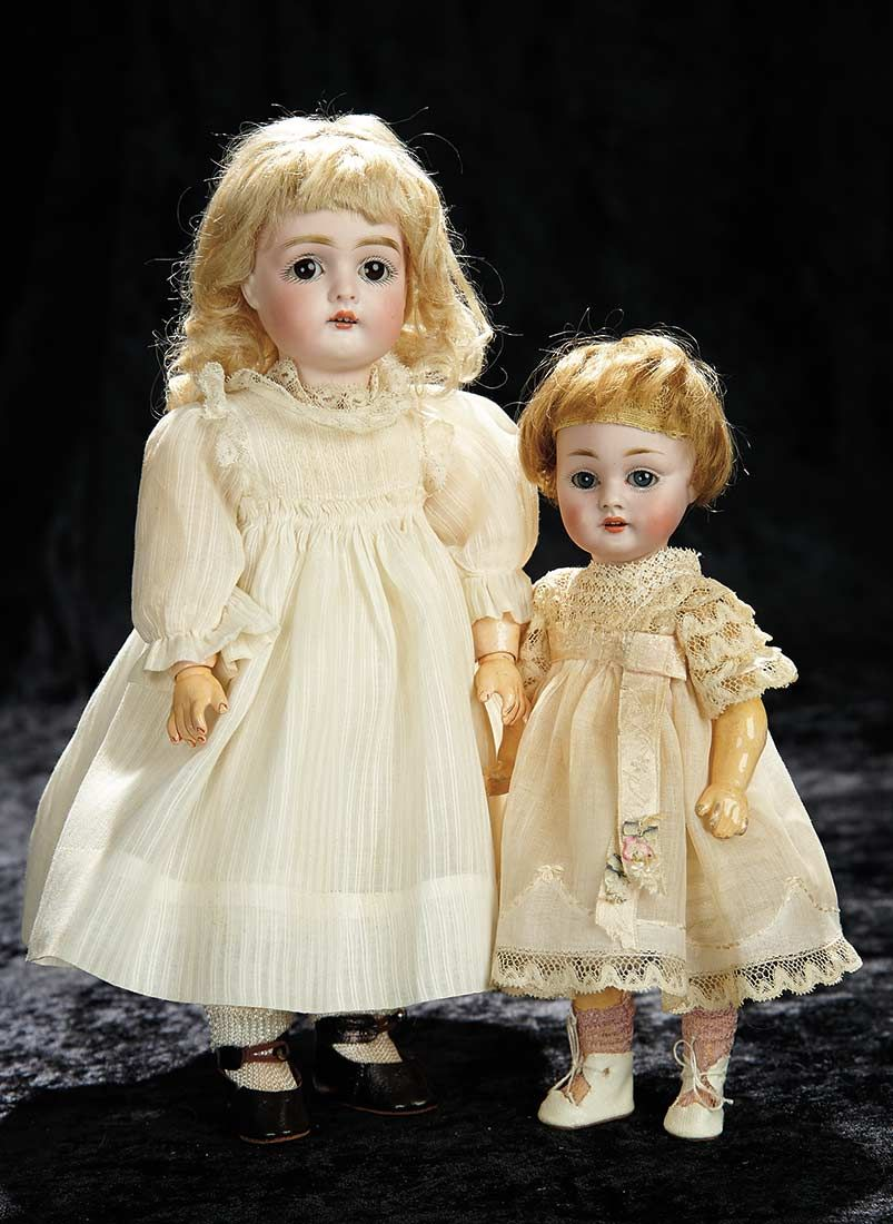 Soirée: A Marquis Cataloged Auction of Antique Dolls and Automata - May 14…