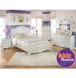 Best Zarolina Collection Youth Bedroom Bedrooms Art Van 400 x 300