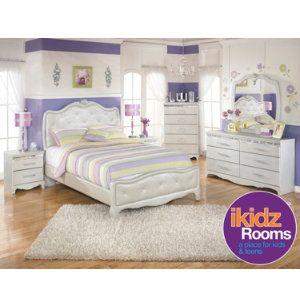 Zarolina Collection Youth Bedroom Bedrooms Art Van Furniture