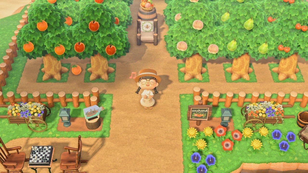 Twitter Animal Crossing Game Fruit Animals Animal Crossing