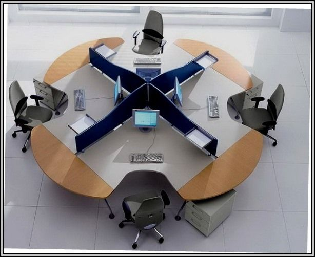 Modular office furniture cubicles home furniture design for Office furniture designs and layouts