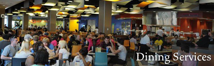 Nku Food Court Northern Kentucky University Dining Services Food Court