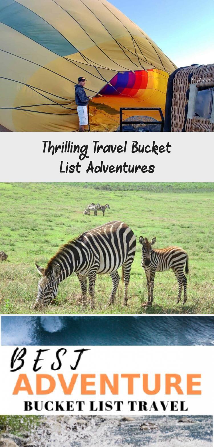 Ultimate Adventure Travel Bucket List Travel Best