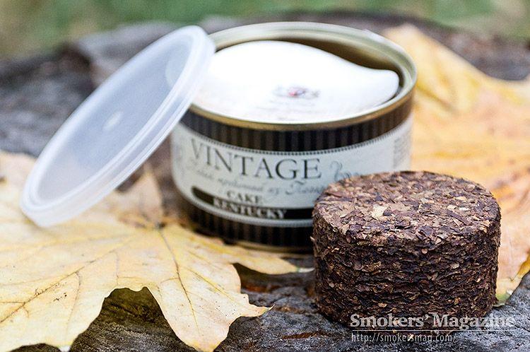 Трубочный табак из Погара Vintage Cake Kentucky   Обзоры и отзывы   Pipe Tobacco
