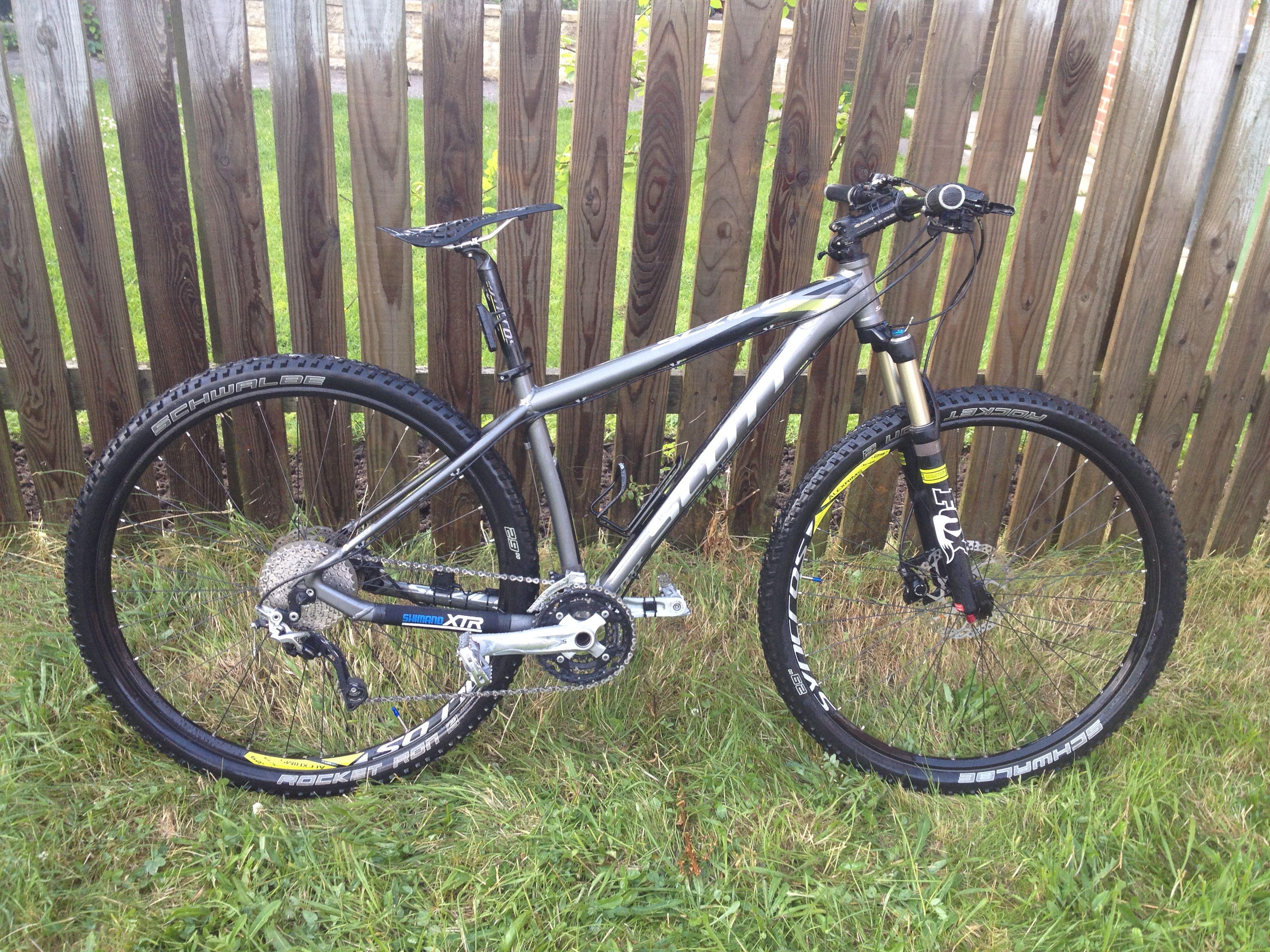 Mountain Bike Scott modello Spark | MTB MAG Forum