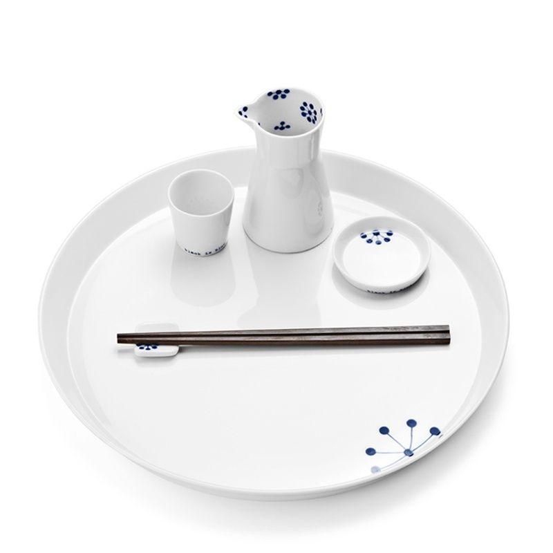 Black is blue - sushi kit