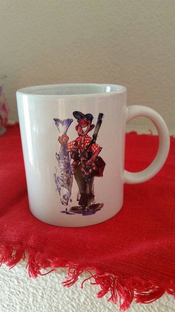 Check out this item in my Etsy shop https://www.etsy.com/listing/272465508/the-big-fish-fishermans-mug