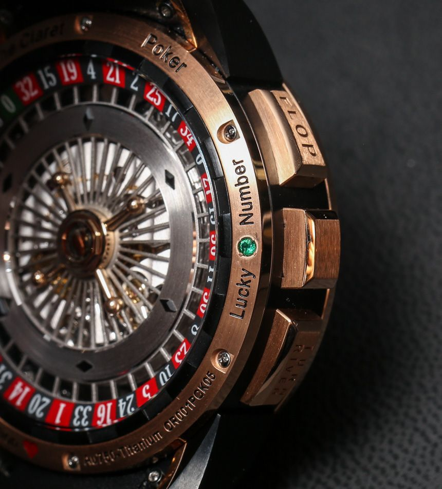 Christophe Claret Poker Watch Hands On Page 2 Of 2 Ablogtowatch Watches Fine Watches Watches For Men