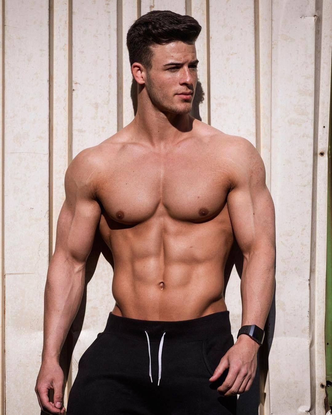Мужчины с накаченными телами фото
