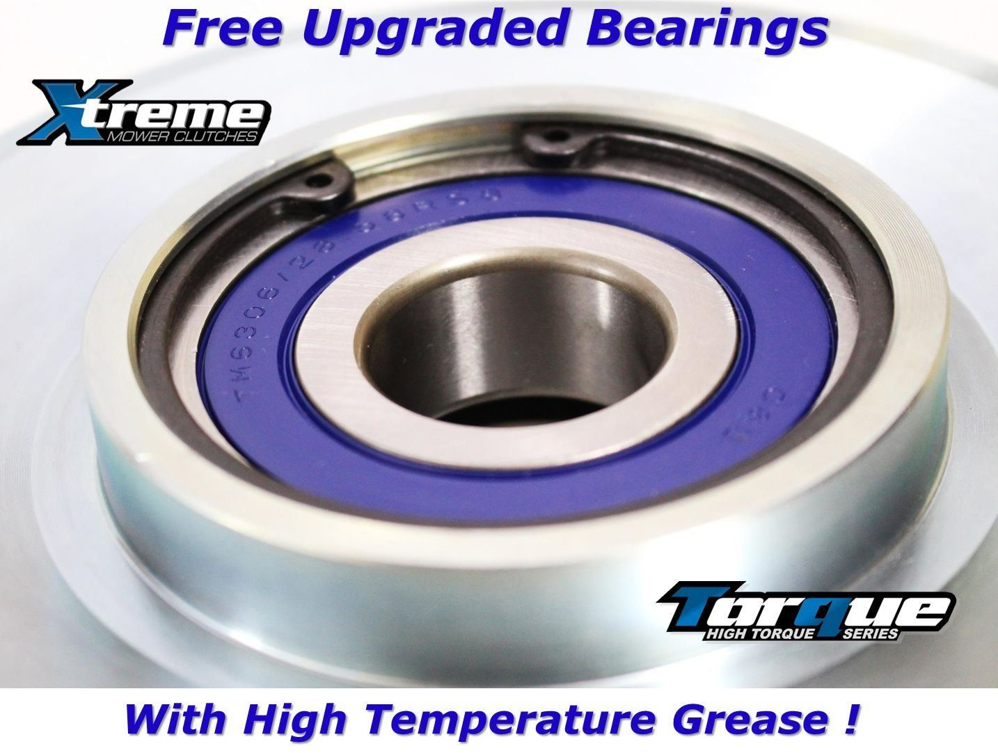 Replaces Great Dane D18000 Pto Clutch Free High Torque And Bearing