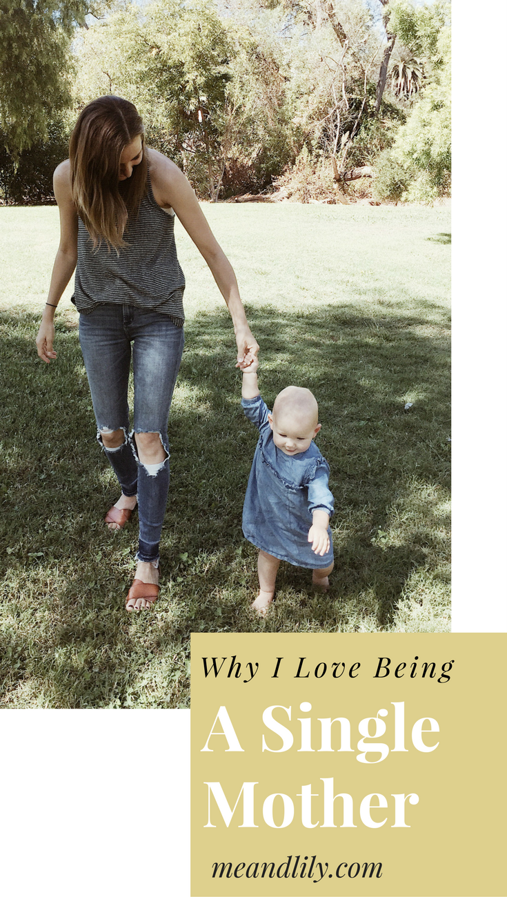Why I Love Being A Single Mom - Motherhood Sprouting