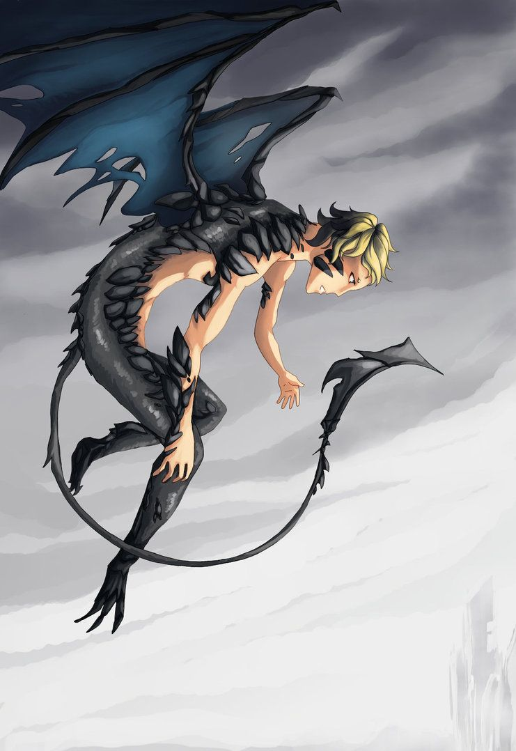 Half human half dragon | Fantasies/Hybrids/Magic ...