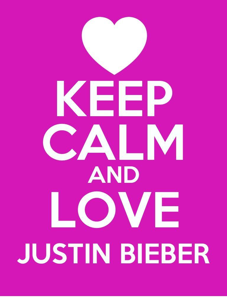 jb i love uu keep calm pinterest