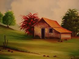 Resultado de imagem para pintura em tela a oleo