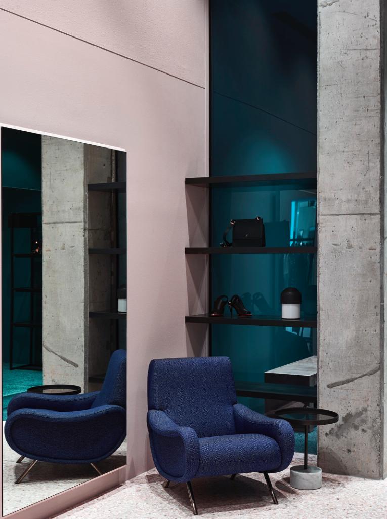 Ginger Smart Store By Flack Studio Retail Interior Design