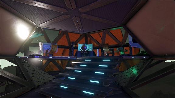 Ark Base The Bridge Of The Mayflower Ark Survival Evolved Bases