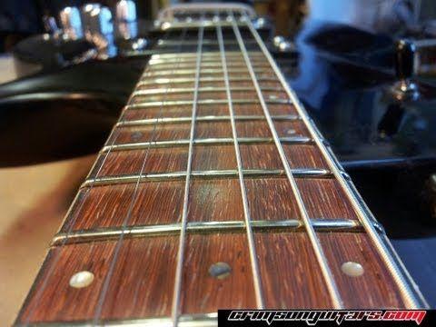 Hoosier Guitar Building Workshop Muzikanten Gitaar