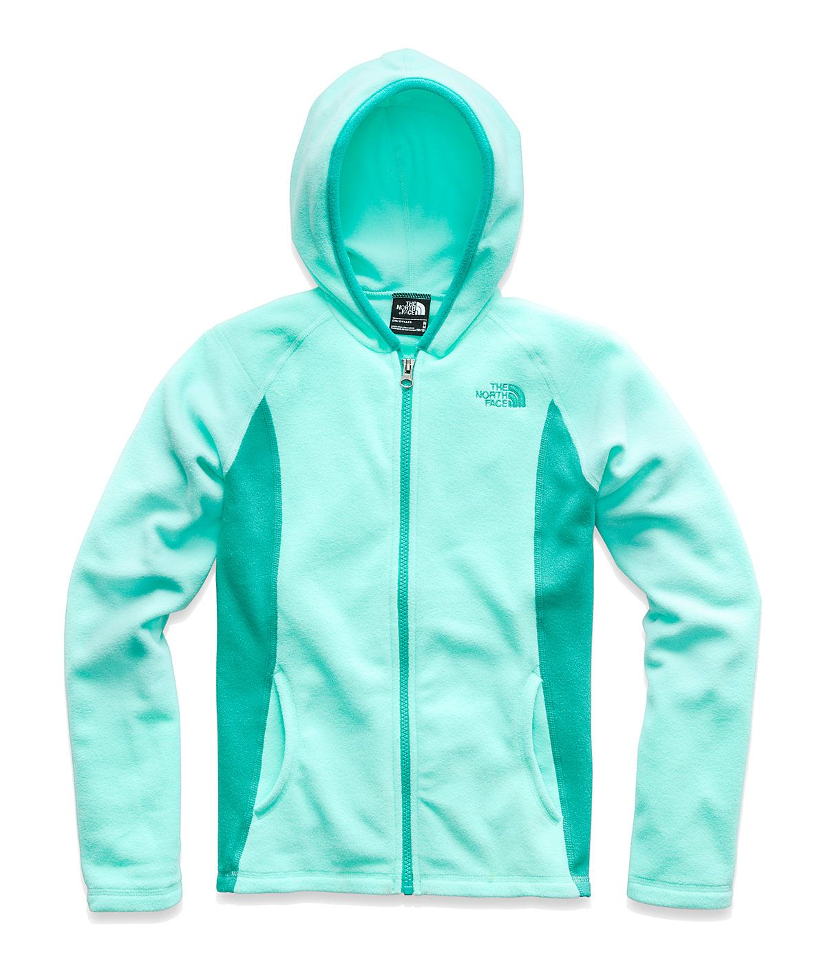 d99843147 Girls' glacier full zip hoodie in 2019 | Products | Full zip hoodie ...
