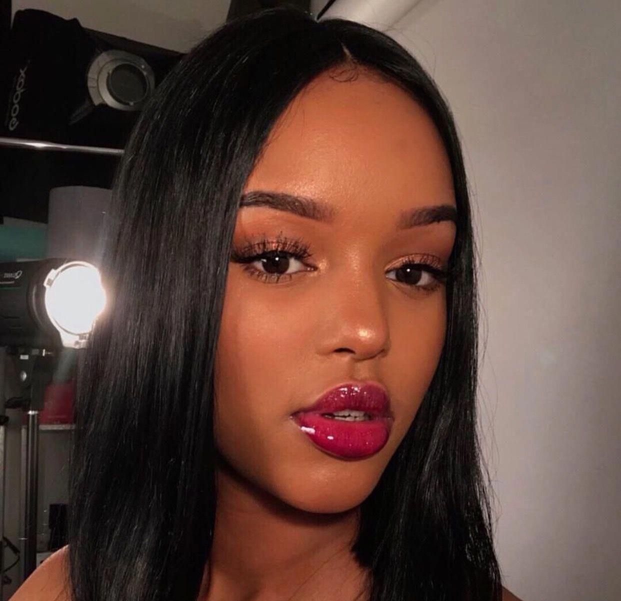 Pin On Lip Gloss For Dark Skin