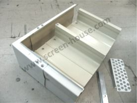 Aluminum Patio Covers Aluminum Fascia Gutter Color Selection Aluminum Patio Covers Covered Patio Gutter Colors