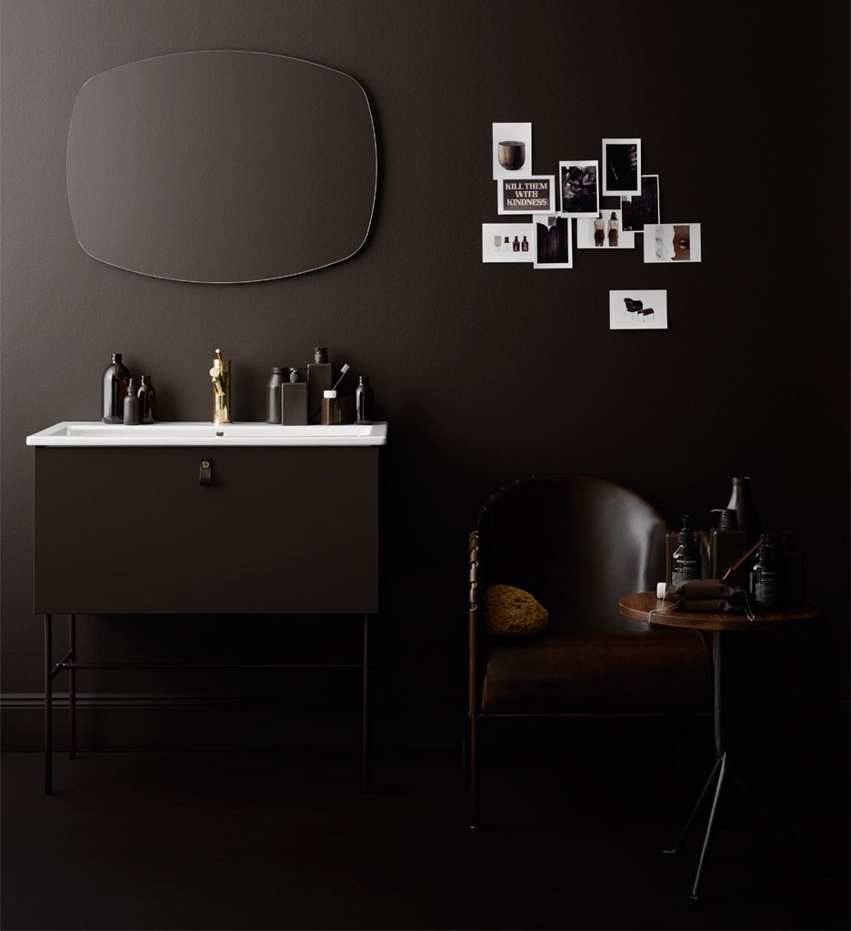 Fredrik Wallner S Updated Bathroom Furniture Collection For Swedish Brand Swoon