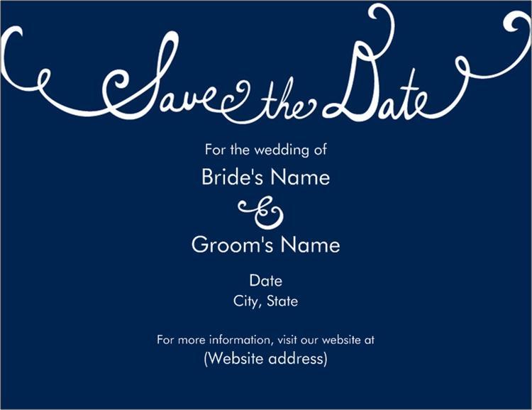 Save the Date Wedding saving, Wedding save the