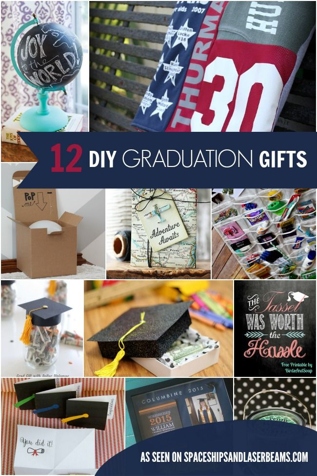 12 Inexpensive Diy Graduation Gift Ideas Graduation Diy Diy