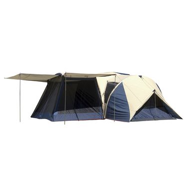 View our range of tents available at Anaconda from single swags canvas tents and family tents.  sc 1 st  Pinterest & Oztrail Sportiva Peninsula Tent Blue u0026 Yellow | Anaconda $524.99 ...