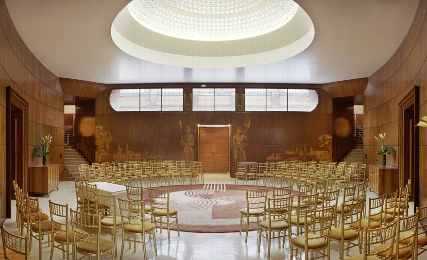 Eltham Palace Is Full Of Art Deco Pieces This Wedding Venue Near Venues In LondonVenue