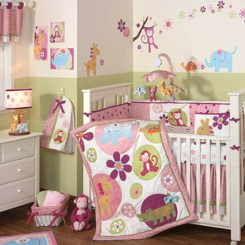 cute baby crib bedding for a little girl when i have babies