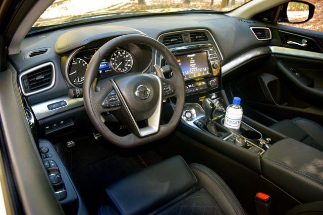 Nissan Maxima 2017 Interior >> 2017 Altima Interior Car News And Reviews