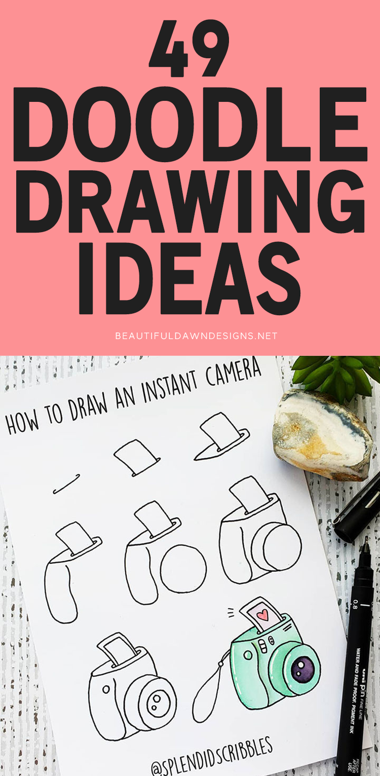 20 Bullet Journal Doodle Ideas Perfect for Beginners   Bullet ...